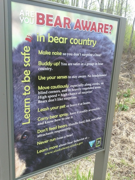 Are you bear aware?